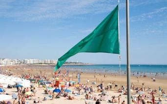 Beach of les Sables d'Olonne - Antoine Tatin