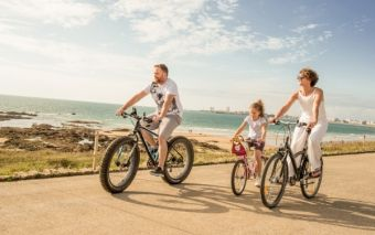 Hike biking Les Sables d'Olonne copyright Antoine Martineau
